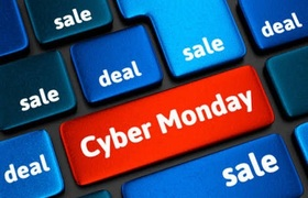 #CyberMonday Dangers shopping online