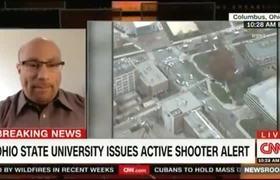 #BreakingNews - Shooting at Ohio University