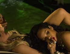 Shakira ft Rihanna Cant Remember to Forget You Official Music Video