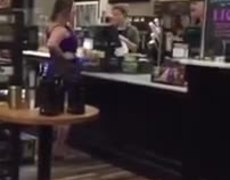 Video - Is That HER?? Boystown Diva Goes On Coffee Shop Rant