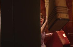 Emma Stone Has Elevator Trouble - SNL