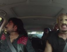 #EscorpionDorado - Albertano & Súper Escorpión Dorado Al Volante
