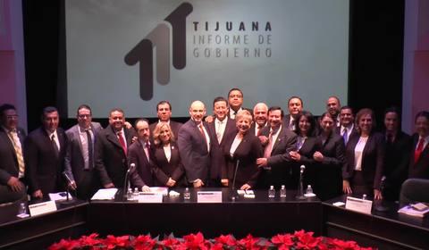 Tercer Informe de Gobierno Jorge Astiazaran - Ayuntamiento de Tijuana
