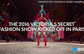 Walk the runway of the Victoria's Secret Fashion Show 2016