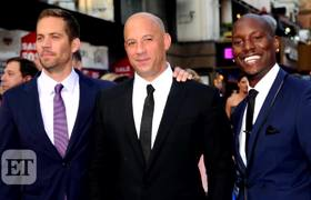 Vin Diesel on Losing Paul Walker: 'The Last 3 Years Have Been Some of the Hardest'