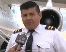 La última entrevista de los tripulantes y el entrenador de Chapecoense