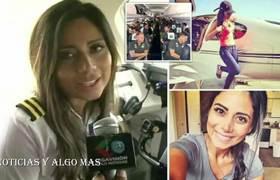 Sissy Arias, Bella piloto del avión de Chapecoense murió antes de cumplir su sueño