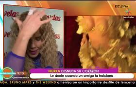 ¡Niurka confiesa que jamás se enamoró de Juan Osorio!