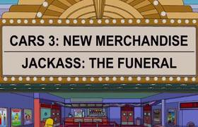 The Simpsons predicted Cars 3?