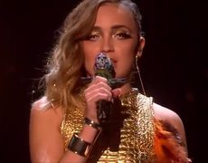 The X Factor UK 2014 Lauren Platt sings Katy Perrys Dark Horse Live Week 4
