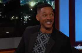 Will Smith Borrowed Money From A Fan For Gas