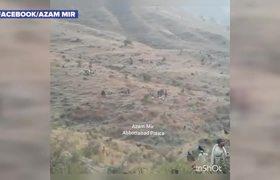 Passenger Aircraft Crashes in Pakistan's Abbottabad District