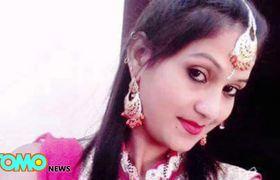 Pregnant dancer shot dead by men in India