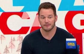 Jennifer Lawrence Asks Chris Pratt: 'What's Your Favorite Part About Me?'