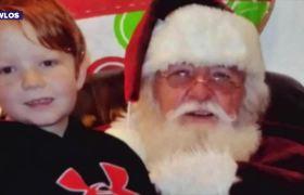 Santa Body Shames Boy?
