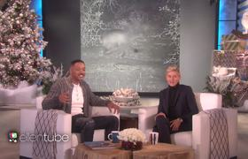 Will Smith on The Ellen Show