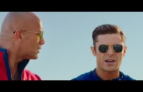 Baywatch -Official Movie Teaser Trailer (2017) - Paramount Pictures