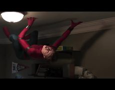 Jimmy Kimmel Live - First Spiderman Homecoming Trailer