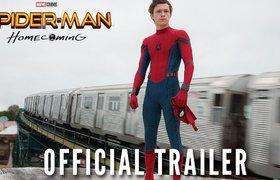 SPIDER-MAN: HOMECOMING – Official International Trailer