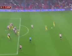 Athletic Bilbao vs Atletico Madrid 1 2 All Goals 29012014