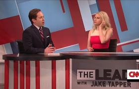 SNL - The Lead with Jake Tapper Cold Open