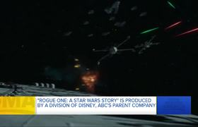 'Rogue One' Premiere Night Highlights