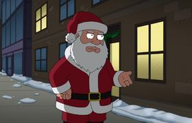 Santa Threatens Peter Griffin | Season 15 Ep. 9