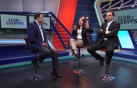 Club de Cuervos   Fuertes declaraciones de Isabel Iglesias en La Jugada