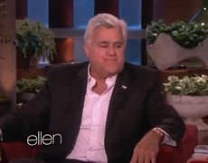 Interview Jay Leno on Leaving The Tonight Show 2912014