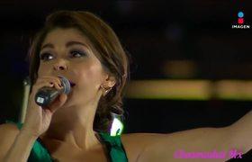 Itatí Cantoral canta La Guadalupana en las Mañanitas a la Virgen de Guadalupe