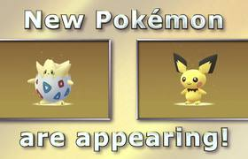 More Pokémon are here! | Pokémon Go!