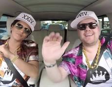 Bruno Mars Carpool Karaoke With James Corden