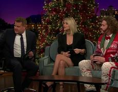 Jennifer Lawrence in The Late Late Show