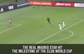 Cristiano Ronaldo hits 500 goals mark