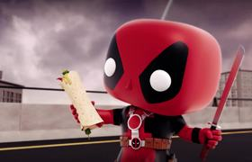Marvel Funko Presents: Chimichangas