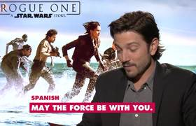 Star Wars: Rogue One Quotes in Spanish and Danish