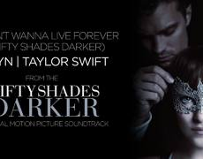Zayn & Taylor Swift - I Don't Wanna Live Forever (Fifty Shades Darker) (Official Lyric Video)