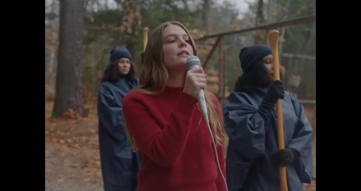 Maggie Rogers Dog Years Officialvideo