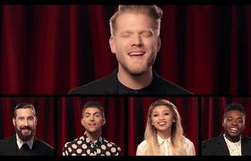 Pentatonix - [OFFICIAL VIDEO] O Come, All Ye Faithful