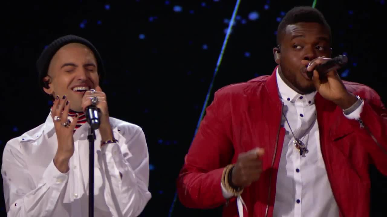 America\'s Got Talent 2016 - Pentatonix: Vocal Stars Cover NSYNC\'s ...