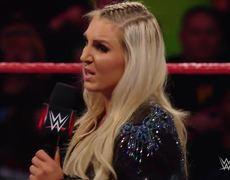 Raw, Dec. 19, 2016 - Bayley challenges Charlotte Flair