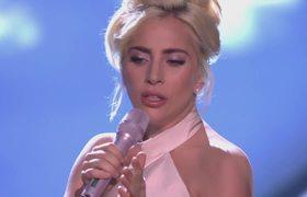 Lady Gaga - Million Reasons Live At Royal Variety Performance