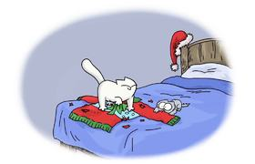 Simon's Cat: Christmas Checklist