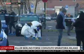 Berlin Truck Attack Suspect Killed in Italy
