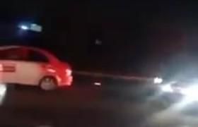 Fanaticos de tigres sufren accidente con cohetes durante celebraciones