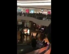 Brawl Breaks Out at Illinois Shopping Mall