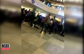 News - Chaos Reported At Shopping Centers Across The Country On The Day After Christmas