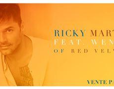 Ricky Martín ft Wendy - Vente Pa Ca (Audio)