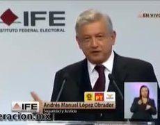 AMLO lo advirtio desde 2012, Peña Nieto acabaría con todo