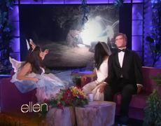 The Ellen Show Katie Lowes Gets a Surprise